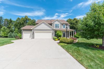Jackson WI Single Family Home Active Contingent With Offer: $414,900
