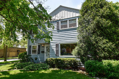 Single Family Home For Sale: 1007 Glenview Ave