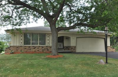 Greenfield Single Family Home For Sale: 4278 S 78