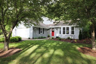 Delafield Single Family Home Active Contingent With Offer: 1646 Brookside Ct
