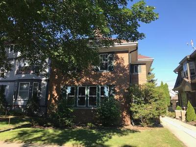 Racine Single Family Home For Sale: 1236 Main St