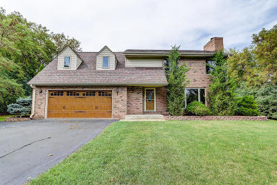 Mequon Single Family Home Active Contingent With Offer: 11905 N Wauwatosa Rd
