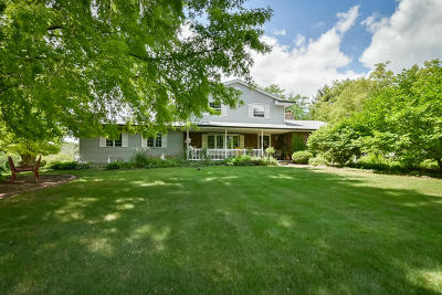 Washington County Single Family Home For Sale: 8089 Townline Road