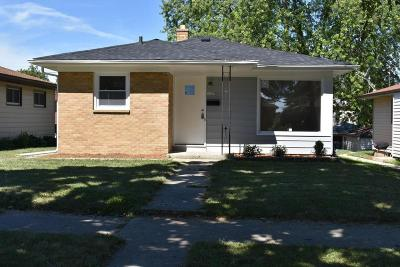 Milwaukee Single Family Home For Sale: 4225 N 67th