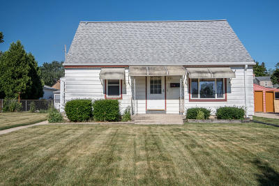 Greenfield Single Family Home For Sale: 3543 S 43rd St