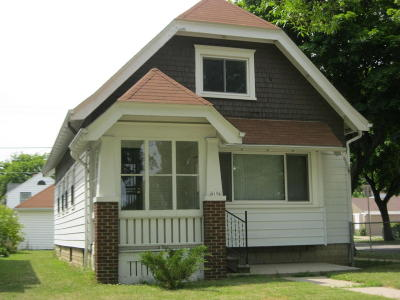 Milwaukee Single Family Home For Sale: 4195 N 19th
