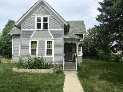 Single Family Home For Sale: 5942 N 84th St