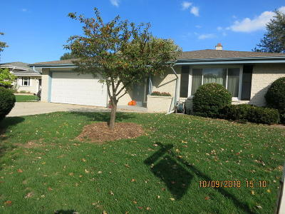 Single Family Home For Sale: 7506 S Highfield Court