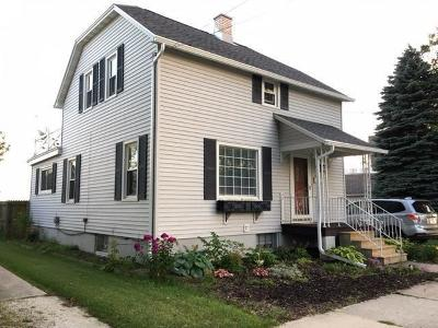 Single Family Home Active Contingent With Offer: 1009 16th St