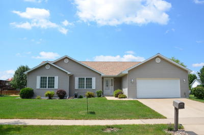 Single Family Home For Sale: 4130 Fairway St