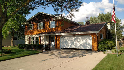 Single Family Home For Sale: 7982 S 57th St