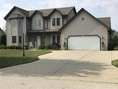 Single Family Home Active Contingent With Offer: 4286 W Victory Creek Dr