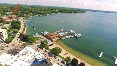 Lake Geneva Condo/Townhouse For Sale: 522 Baker St #Unit C (