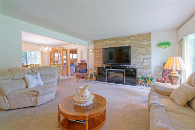 Brookfield Single Family Home For Sale: 3385 Cullen Dr