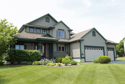 Waukesha Single Family Home Active Contingent With Offer: W251s5047 Cartwright Cir
