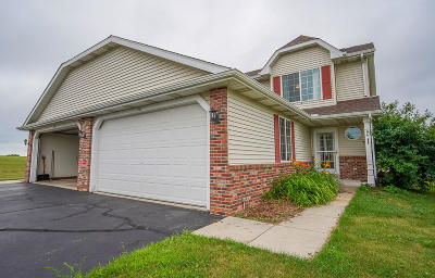 Slinger Condo/Townhouse For Sale: 1145 Ellys Way