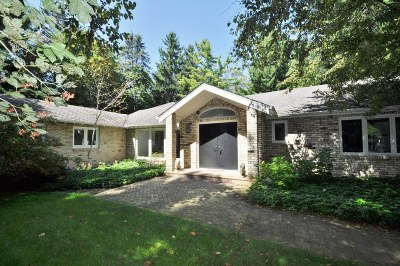 Milwaukee County Single Family Home For Sale: 1612 E Dean Rd