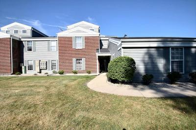 Pewaukee Condo/Townhouse Active Contingent With Offer: N17w26840 E Fieldhack Dr #B