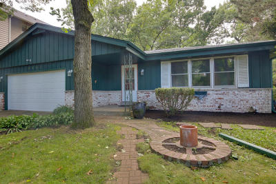Pleasant Prairie Single Family Home For Sale: 8742 Lakeshore Dr