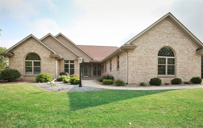 Slinger Single Family Home Active Contingent With Offer: 822 Charolais Dr