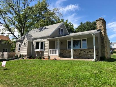 South Milwaukee Single Family Home For Sale: 410 Marion Ave