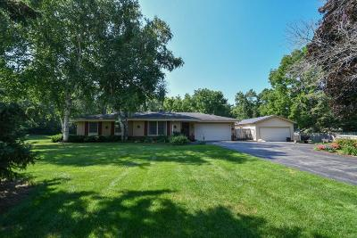 Pewaukee Single Family Home For Sale: N12w27475 Spring Hill Dr
