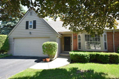Mequon Condo/Townhouse Active Contingent With Offer: 10650 N Winslow Dr