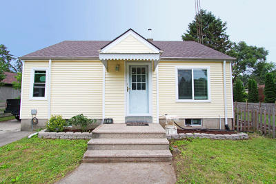 Pleasant Prairie Single Family Home Active Contingent With Offer: 11519 28th Ave