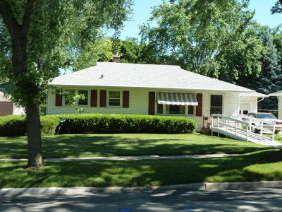 Fort Atkinson Single Family Home Active Contingent With Offer: 614 W Cramer St