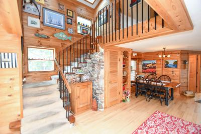 Delafield Single Family Home For Sale: 2129 West Shore Dr