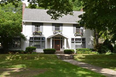 Elkhorn Single Family Home For Sale: 16 S Elm St