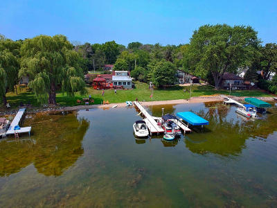 Kenosha County Single Family Home For Sale: 10121 278th Ave