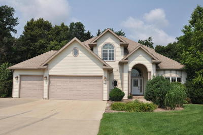Watertown Single Family Home For Sale: N8931 Martins Way