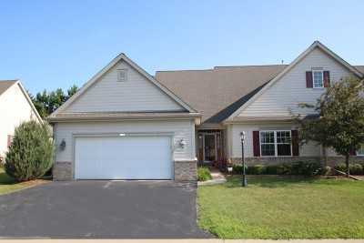 Slinger Condo/Townhouse For Sale: 1780 Cedar Ridge Dr
