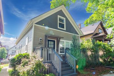 Milwaukee Single Family Home Active Contingent With Offer: 2567 S Burrell St