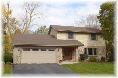 Racine Single Family Home For Sale: 512 Cramford Dr