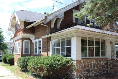 Waterford Multi Family Home For Sale: 114 N Milwaukee St
