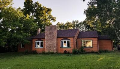 New Berlin Single Family Home Active Contingent With Offer: 1705 S Calhoun Rd
