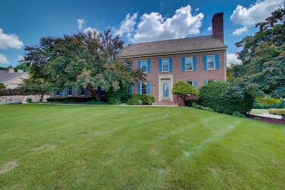 Brookfield Single Family Home For Sale: 1380 Barrington Woods Dr