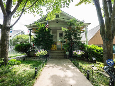 Milwaukee Single Family Home Active Contingent With Offer: 210 S 63rd St