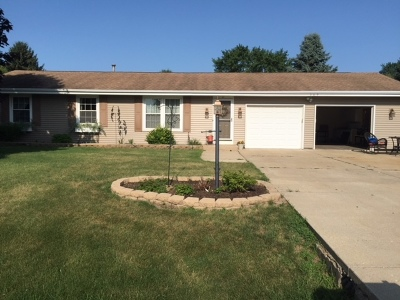 Eagle Single Family Home Active Contingent With Offer: 309 East Ave