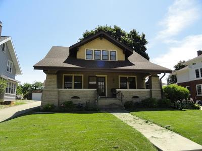 Mayville Single Family Home Active Contingent With Offer: 414 N Main St