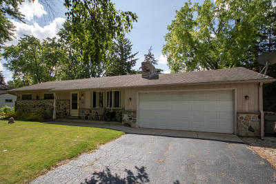 Muskego Single Family Home For Sale: W139 S6808 Sherwood Cir