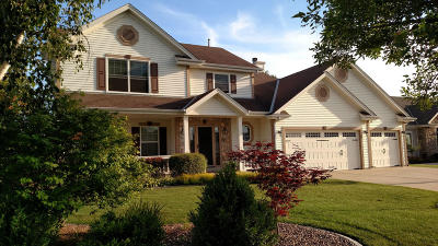 Franklin Single Family Home Active Contingent With Offer: 4035 W Anthony Dr