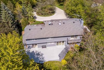 Kenosha County Single Family Home Active Contingent With Offer: 12110 259th Ave