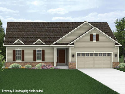 Racine Single Family Home Active Contingent With Offer: 4624 Sina Ln Lt54