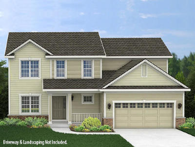 Racine Single Family Home Active Contingent With Offer: 4714 Chris Ct Lt2