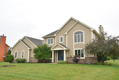 New Berlin Single Family Home Active Contingent With Offer: 6120 S Karrington Ln