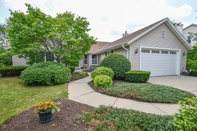 Waukesha Single Family Home For Sale: 2011 Avondale Ct