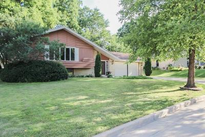 West Allis Single Family Home For Sale: 11933 W Burdick Ave